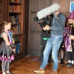 Year 4 play filming