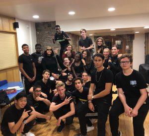 Taunton School's Young Enterprise Team