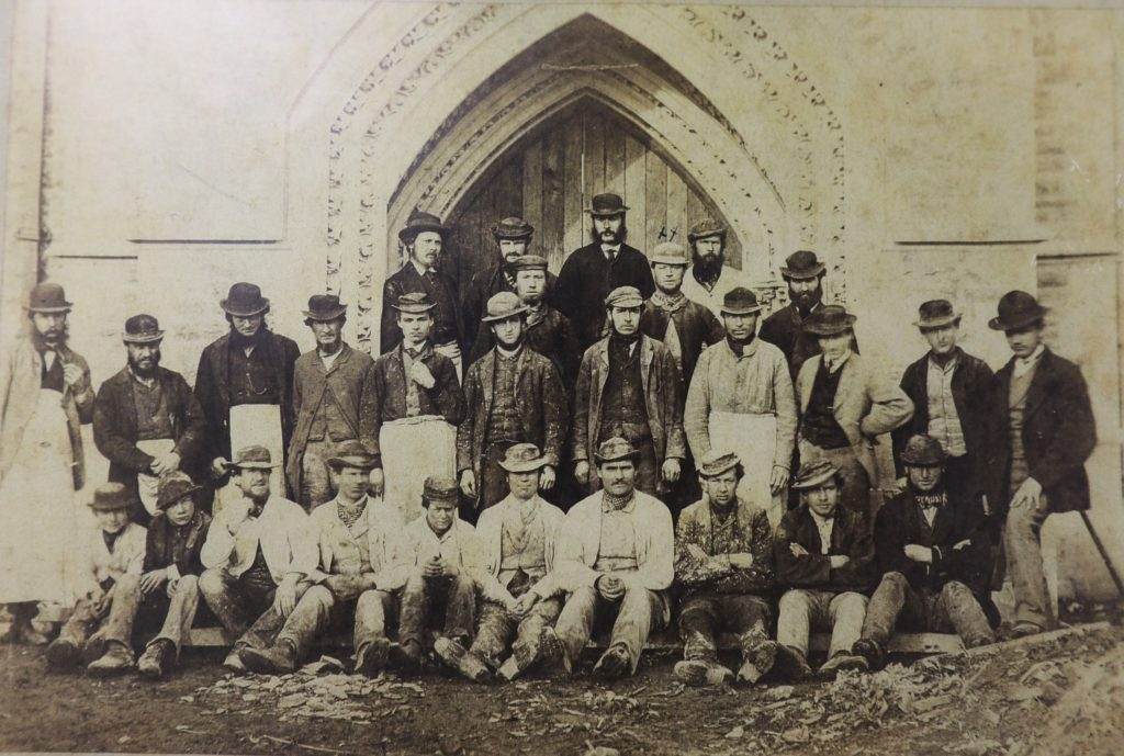 Builders of Taunton School