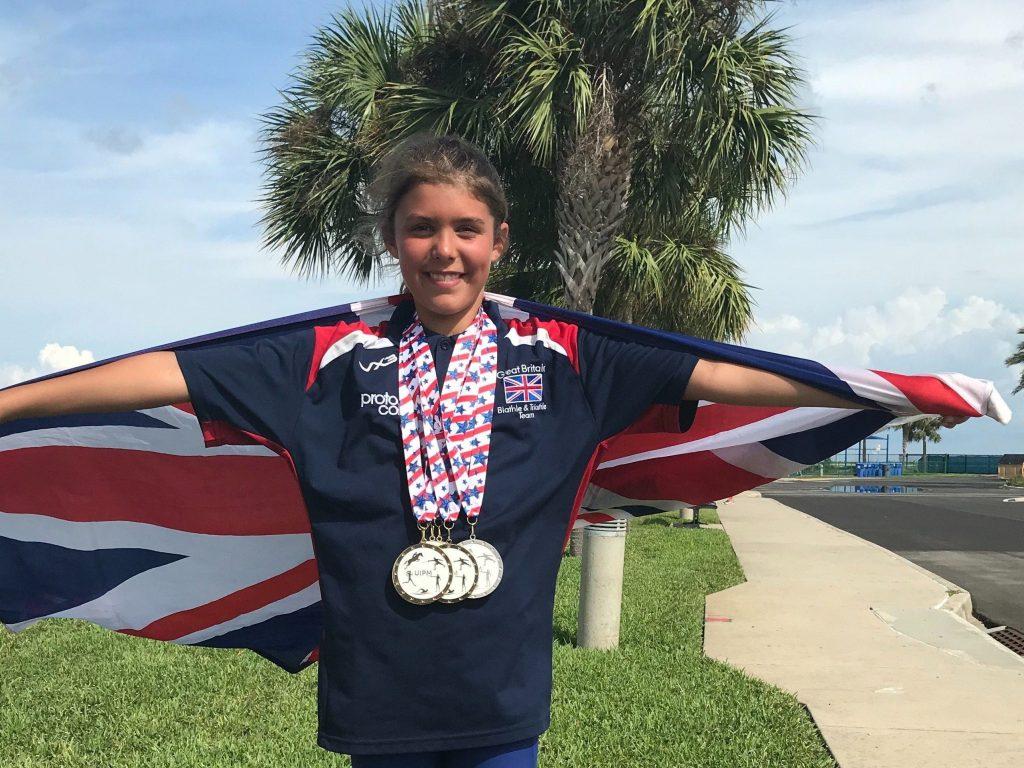 Emily Miller World Champion