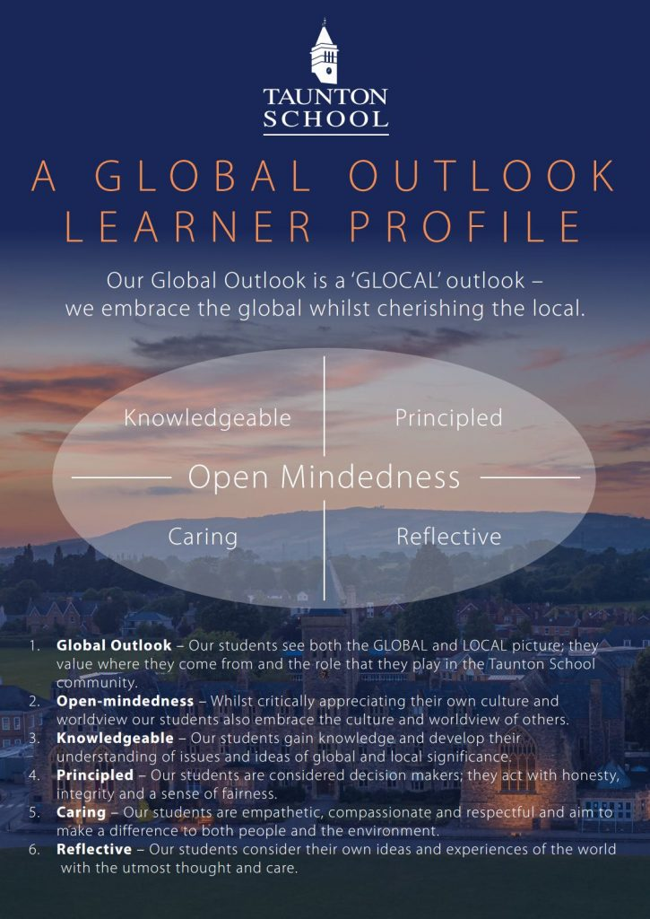 taunton school global outlook