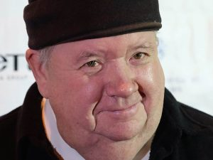 actor Ian McNeice from Taunton School