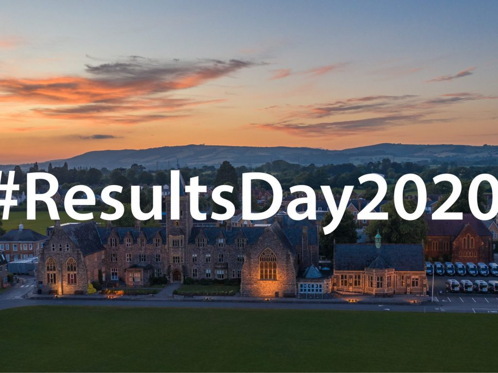 #ResultsDay2020 1