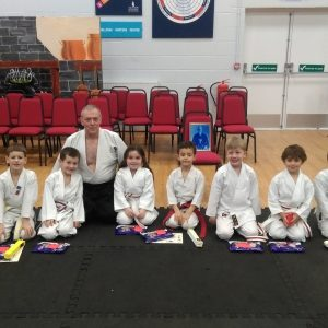 childrens karate club