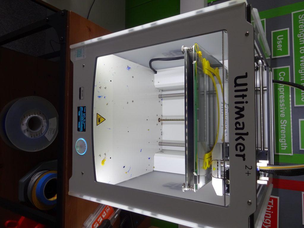 Taunton School 3D Printing Visors NHS (2)